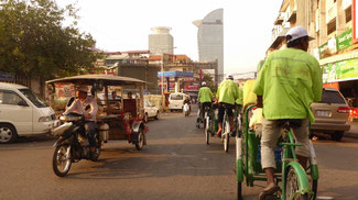 Bild: Boomende statt Phnom Pen