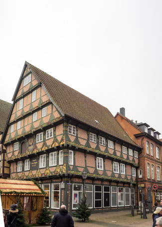 Bild: Hoppener Haus in Celle