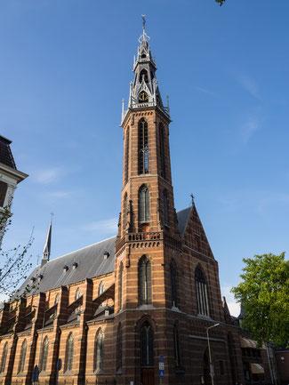 Bild: St. Joseph Kathedrale in Groningen