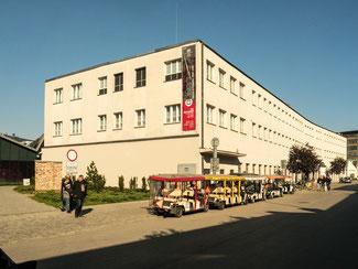 Bild: Schindlers Fabrik in Krakau