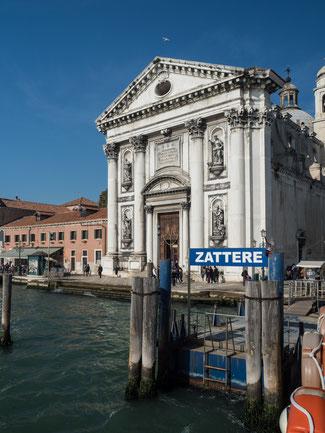 Bild: Santa Maria del Rosario in Venedig