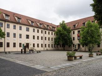 Bild: Alte Universität LEUROCA in Wittenberg