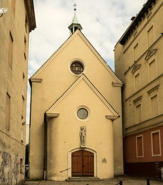 Bild: Sebastianskirche in Oppeln