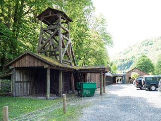 Bild: Rabensteines Stollen im Südharz