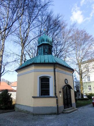 Bild: Ölbergkapelle am Marienplatz 2 in Immenstadt