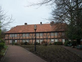 Bild: St. Johanniskloster in Stade