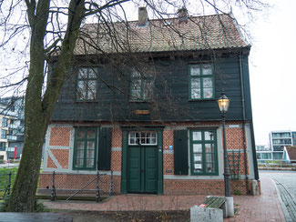 Bild: Baumhaus in Stade