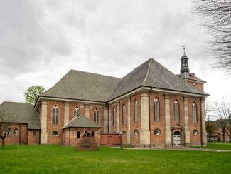 Bild: Foto der Christkirche in Rendsburg