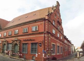 Bild: Das Schabbelhaus in Wismar