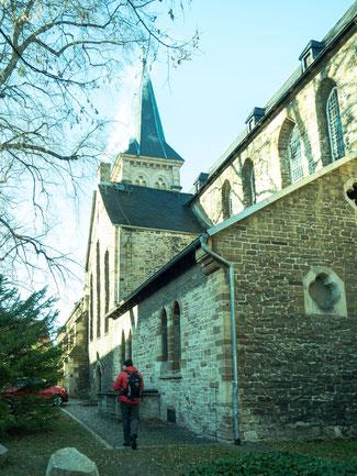 Bild: Sylvestrikirche in Wernigerode im Harz