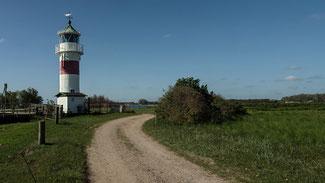 Der Leuchtturm von Årø