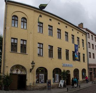 Bild: Haus der Geschichte in Lutherstadt Wittenberg