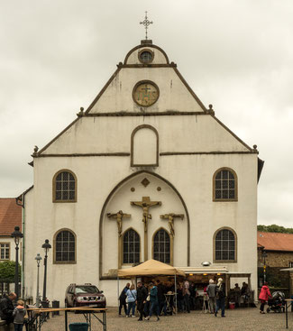 Bild: Gymnasialkirche St. Paul in Osnabrück