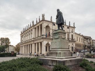 Bild: Palazzo Chiericati und Museo Civico