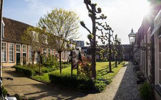 Bild: St. Anthony Gasthuis in Groningen