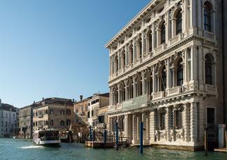 "Bild: Der Palast: ""Ra´ Rezzonico"" in Venedig"