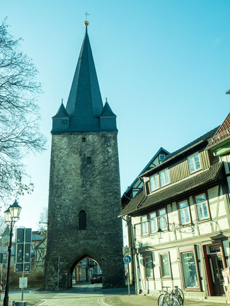Bild: Westerntorturm in Wernigerode