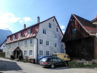 Bild: Das Gerberhaus in der Spitalstraße 1 in Immenstadt