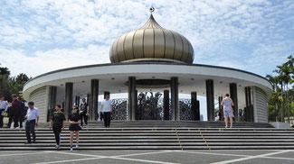 Bild: Tempel in Kuala Lumpur
