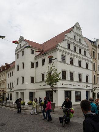 Bild: Das Science Center futurea in Wittenberg