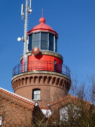 Bild: Leuchtturm Buk von Bastorf in Mecklenburg Vorpommern