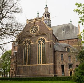 """Bild: Die """"Neue Kirche"""" in Groningen"""