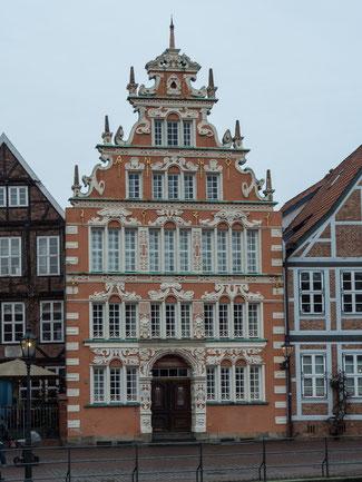 Bild: Bürgermeister-Hintze-Haus in Stade