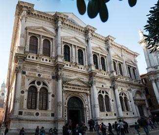 Bild: Scuola Grande die San Rocco in Venedig