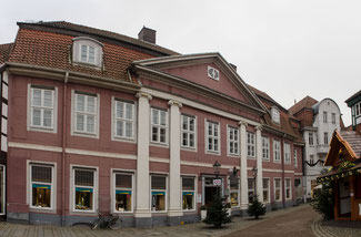 Bild: Stechinellihaus in Celle