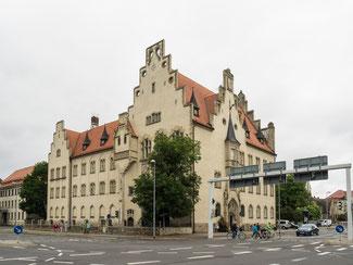 Bild: Historisches Gefängnis in der Lutherstadt Wittenberg