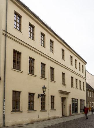 Bild: Colleg Wittenberg in der Lutherstadt Wittenberg