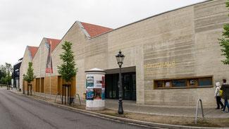 Bild: Zentrales Besucherzentrum in der Lutherstadt Wittenberg
