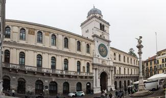 Bild: Palazzo di Capitano in Padua