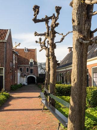 Bild: Das Dolhuis in Groningen.