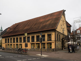 Bild: Altes Reithaus in Celle