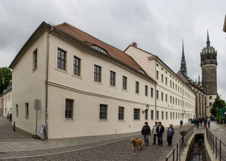 Bild: Die Jugendherberge in Lutherstadt Wittenberg