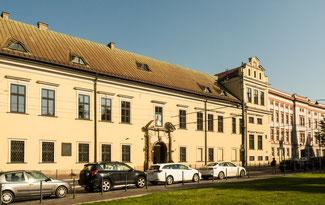 Bild: Palast der Bischöfe von Krakau