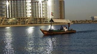 Bild: Unser Ausblick vom Boot