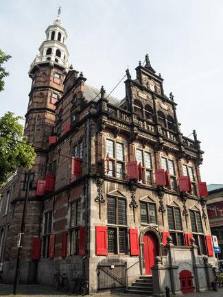 Bild: Oude Stadhuis in Den Haag