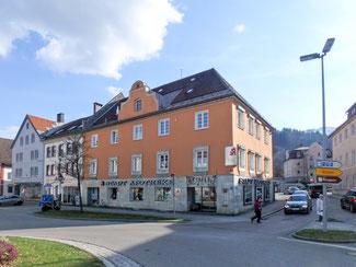 Bild: Stadtapotheke in Immenstadt