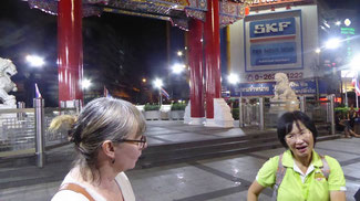 Bild: Unsere Guides in Bangkok