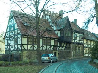 Bild: Gadenstedtsches Haus in Wernigerode im Harz