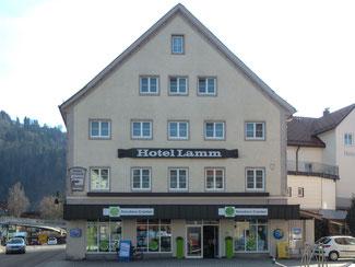 "Bild: Hotel ""Lamm"" am Kirchplatz 2 in Immenstadt"