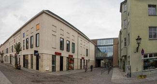 Bild: Einkaufszentrum Arsenal in Lutherstadt Wittenberg