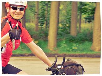 Fahrradfahren macht Spaß