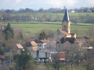 La mairie de Nandax