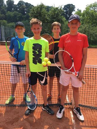 U14 gegen Neckargemünd