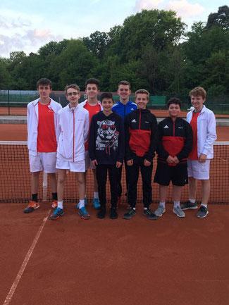 U16 m gegen die Gäste aus Sulzbach