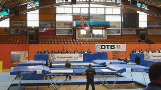 Deutschen Einzel- und Synchronmeisterschaften 2014