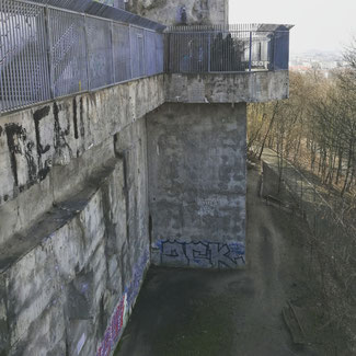 The Bunker in Humboldthain